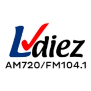 Radio Radio LVDiez Señal Latina