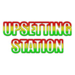 Radio upsettingstation