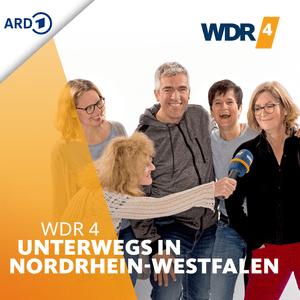 Podcast WDR 4 unterwegs in Nordrhein-Westfalen