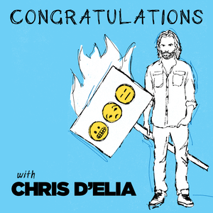 Podcast Congratulations with Chris D'Elia