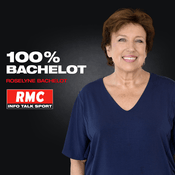 Podcast RMC - 100% Bachelot