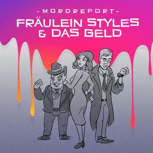 Podcast Mordreport - Der Krimipodcast