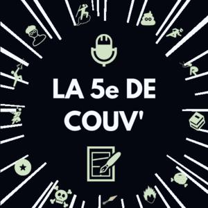 Podcast La 5e de couv' - Podcast