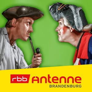 Friedrich II. und der Müller von Sanssouci   Antenne Brandenburg vom rbb