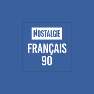 Radio NOSTALGIE FRANÇAIS 90
