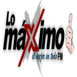 Radio Lo Maximo FM 92.3