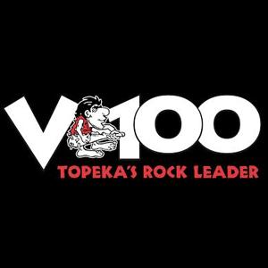 Radio KDVV - V100 Topeka's Rock Leader 100.3 FM