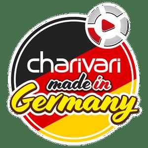 Radio charivari Made in Germany