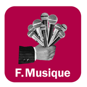 Podcast France Musique  -  L'invité du jour