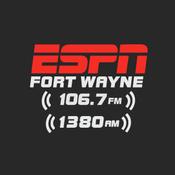 Radio WKJG - ESPN 1380 AM