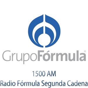 Radio Grupo Fórmula 1500 AM - Radio Fórmula Segunda Cadena