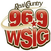 Radio WSIG - Real Country 96.9 FM