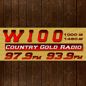 Radio WEEO - WIOO Country Gold Radio 1480 AM