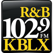 Radio KBLX-FM - R&B 102.9 FM