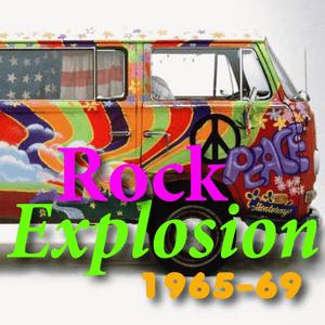 Radio CALM RADIO - Rock Explosion 1965-69