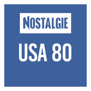 Radio NOSTALGIE USA 80
