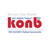 Radio 92.1 KONB San Fracisco and 94.5 KWTB-HD3