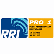 Radio RRI Pro 1 Ternate FM 101.8