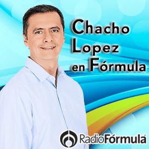 Podcast Chacho López en Fórmula