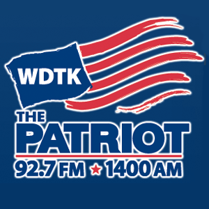 Radio WDTK - The Patriot 1400 AM