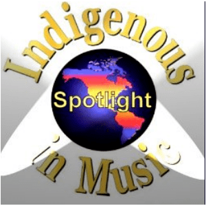 Podcast Indigenous in Music with Larry K