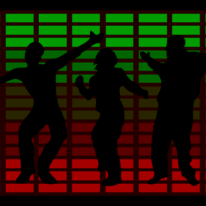 Radio sound-jukebox