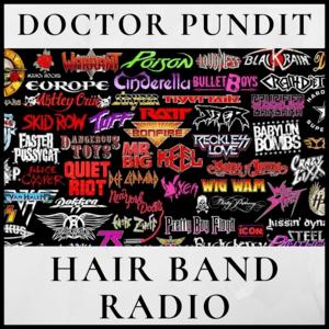 Radio Doctor Pundit Hair Band Radio