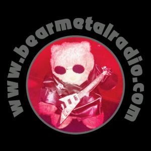 Radio Bear Metal Radio