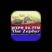 Radio WZPH-LP - The Zephyr 96.7 FM