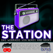 Radio Nerds and Geeks: THE STATION
