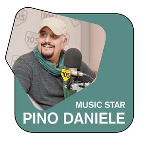 Radio Radio 105 - MUSIC STAR Pino Daniele