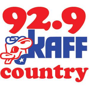 KAFF-FM 92,9 - Kaff Country
