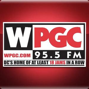 Radio WPGC-FM 95.5 FM