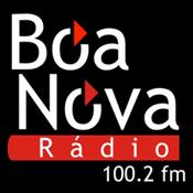 Radio Rádio Boa Nova 100.2 FM
