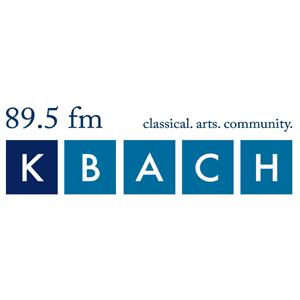 Radio KBAQ - 89.5 FM K Bach