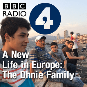 Podcast A New Life in Europe: The Dhnie Family