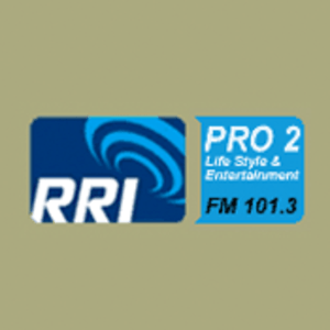 Radio RRI Pro 2 Sumenep FM 101.3
