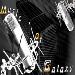 Radio Music of Galaxy