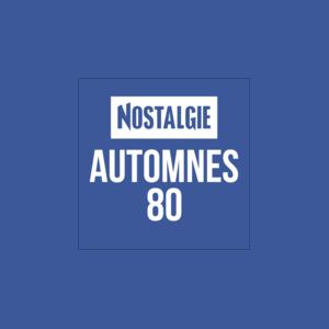 Radio NOSTALGIE AUTOMNES 80