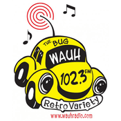 Radio WAUH 102.3 FM - The Bug Retro Radio