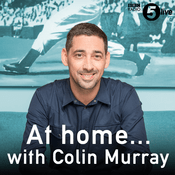 Podcast At Home With Colin Murray