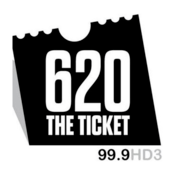 Radio WDNC AM 620 The Ticket