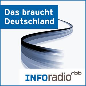 Podcast #dasbrauchtdeutschland | Inforadio - Besser informiert.