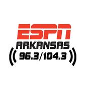 Radio KBCN-FM - ESPN Arkansas 104.3 FM
