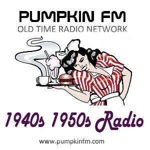 PUMPKIN FM - 1940s 1950s Radio GB