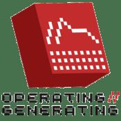 Radio operating generating