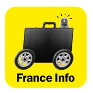 Podcast France Info  -  C'est mon boulot
