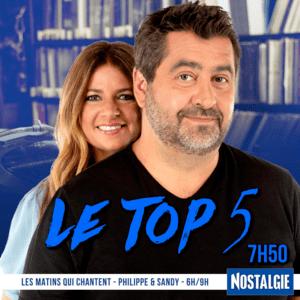 Podcast Nostalgie - Le Top 5